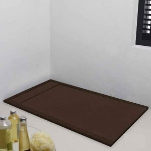 conseils pour bien choisir un receveur de douche en r sine. Black Bedroom Furniture Sets. Home Design Ideas
