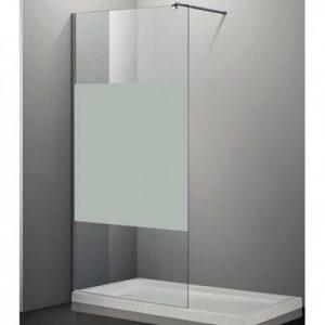 Paroi de douche en vitre fixe modèle Screen