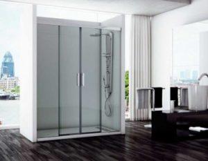 comment mesurer et choisir une paroi de douche. Black Bedroom Furniture Sets. Home Design Ideas