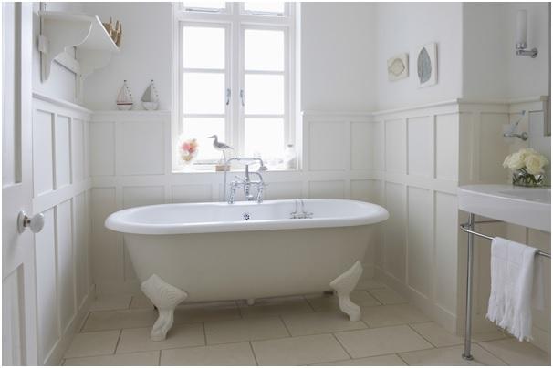 5 Conseils de style pour une salle de bain blanche