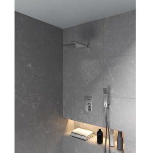 Colonne de douche encastrée